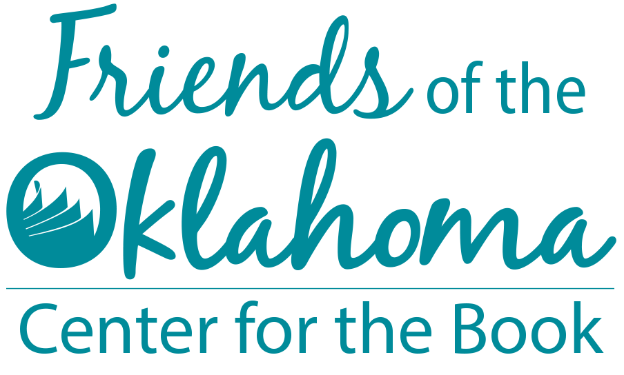 Friends of Oklahoma Center for the Book logo
